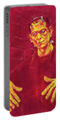 Frankenstein's Monster 1931 Portable Battery Charger