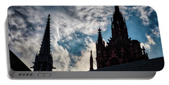 Frankfurt Cathedral Portable Battery Charger