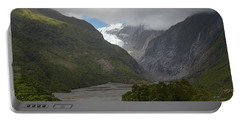 Franz Josef Glacier  Portable Battery Charger