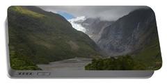 Franz Josef Glacier  Portable Battery Charger