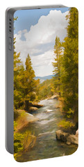 Frazier Creek Portable Battery Charger