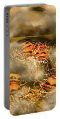 Freaky Halloween Fruits Portable Battery Charger