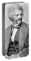 Frederick Douglass Portable Battery Charger
