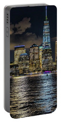 Fredoom Tower Nyc Portable Battery Charger