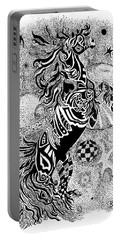 Free At Last Portable Battery Charger by Yvonne Blasy