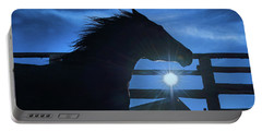 Free Spirit Horse Portable Battery Charger