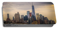 Freedom Tower - Lower Manhattan 2 Portable Battery Charger