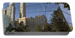Ground Zero Reflection Portable Battery Charger