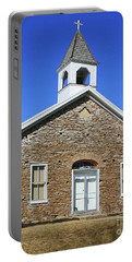 Freedonia Baptist Church Portable Battery Charger