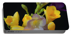 Freesias Softened 9 Portable Battery Charger