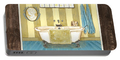 French Bath 2 Portable Battery Charger