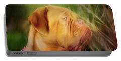 French Mastiff  Portable Battery Charger