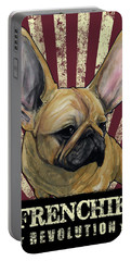 Frenchie Revolution Portable Battery Charger