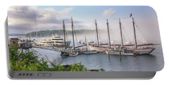Frenchman's Bay Bar Harbor Portable Battery Charger