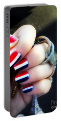 Frenchy Nails Portable Battery Charger