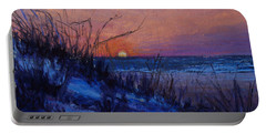 Frenchy's Sunset Portable Battery Charger