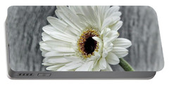 Fresh As A Daisy Portable Battery Charger by Karen Stahlros