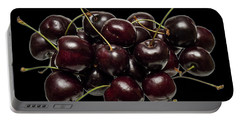 Fresh Cherries Portable Battery Charger