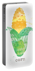 Fresh Corn Portable Battery Charger