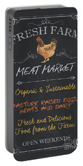Fresh Farm Meat Portable Battery Charger
