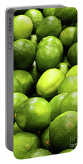 Fresh Limes Portable Battery Charger