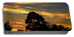 Portable Battery Charger featuring the photograph Fresh Sunrise by Mark Blauhoefer