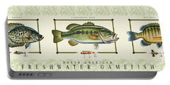 Freshwater Gamefish Portable Battery Charger