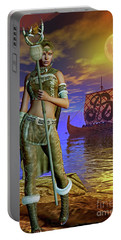 Freya 2 Portable Battery Charger by Shadowlea Is