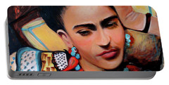 Frida Portable Battery Charger by Jan VonBokel