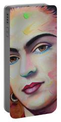 Frida Kahlo Portable Battery Charger