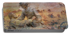 Friend To Friend Monument Gettysburg Battlefield Portable Battery Charger
