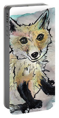 Friendly Fox Portable Battery Charger