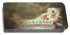 Friends Portable Battery Charger