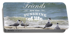 Friends In Life Portable Battery Charger