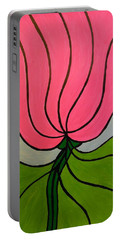 Friendship Flower Portable Battery Charger