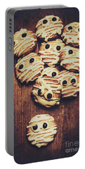 Fright Night Party Baking Portable Battery Charger