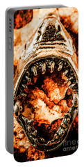 Frightening Marine Scene Portable Battery Charger