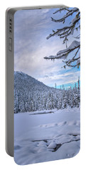 Frigid Beauty Portable Battery Charger