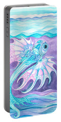 Frilled Fish Portable Battery Charger