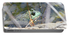 Frog Eyes Portable Battery Charger
