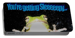 Frog  You're Getting Sleeeeeeepy Portable Battery Charger