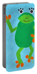 Froggie Portable Battery Charger