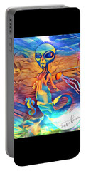 From A World Inside Of Another Portable Battery Charger by Vennie Kocsis