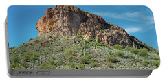 From Apache Trail Portable Battery Charger by Greg Nyquist