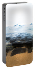 Portable Battery Charger featuring the photograph From Dark To Light by Parker Cunningham