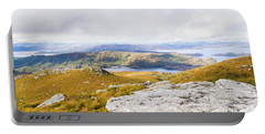 From Mountains To Lakes Portable Battery Charger