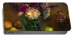 From The Garden To The Table Portable Battery Charger