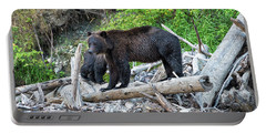 From The Great Bear Rainforest Portable Battery Charger
