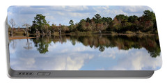 Portable Battery Charger featuring the photograph From The Lake To The Channel  by Debra Forand