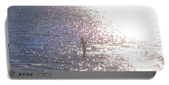 From The Sea Detail Portable Battery Charger by Felipe Adan Lerma